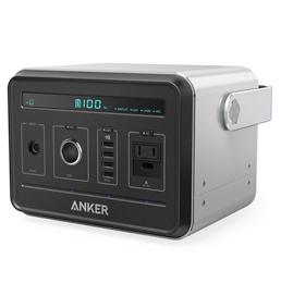 ポータブル電源Anker 120,600mAh