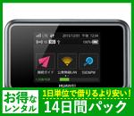 【14日レンタルパック】ソフトバンク E5383s