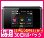 【30日レンタルパック】ソフトバンク E5383s