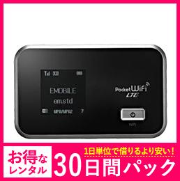 【30日レンタルパック】GL06P