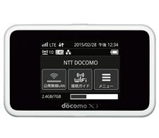 ドコモ HW-02G