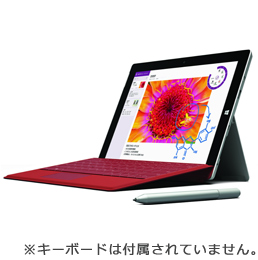 Microsoft Surface3 Wi-Fiモデル