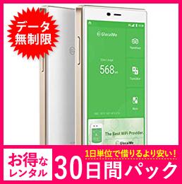 【無制限】【30日レンタルパック】G4 Pro