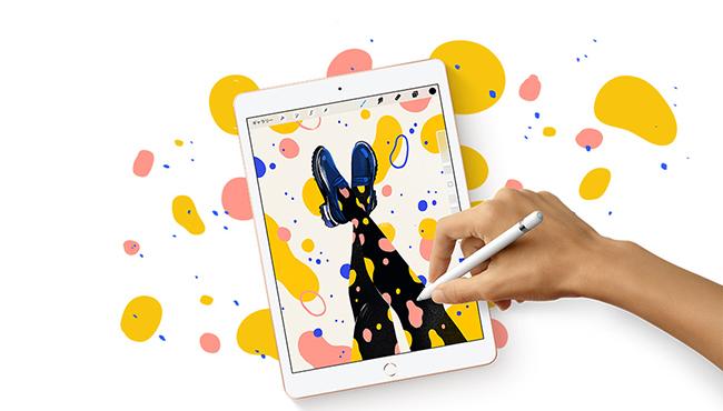 iPad 7 10.2インチ説明画像
